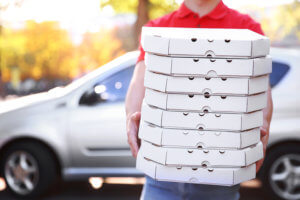 Proper Insurance Coverage for Food Delivery in Dallas, TX
